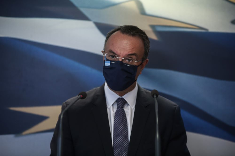 Σταϊκούρας: Επισπρόσθετη στήριξη 7,5 δισεκατομμύρια ευρώ έχει προβλεφθεί φέτος για όσους πλήττονται από την πανδημία