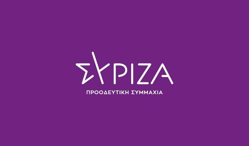 """ΣΥΡΙΖΑ: Τα """"θα"""" ενός ανίκανου πρωθυπουργού δεν πείθουν κανέναν"""
