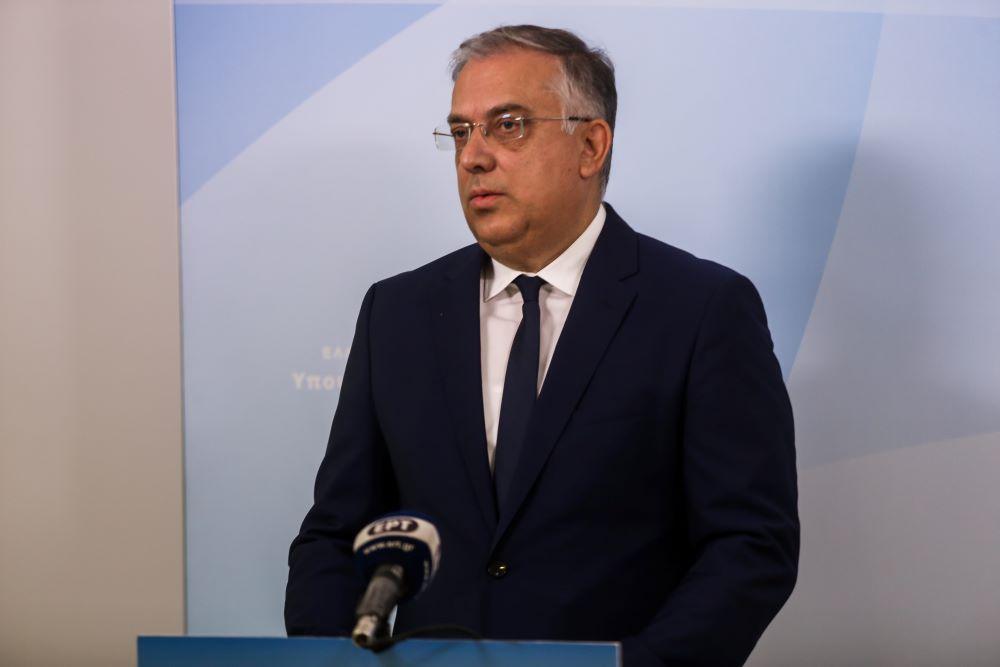 Παραμένει υπουργός Δικαιοσύνης ο Κώστας Τσιάρας - Όλες οι αλλαγές