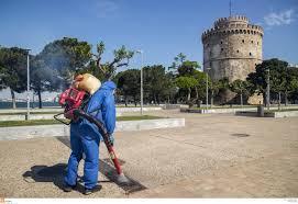 Θεσσαλονίκη : Ραγδαία αύξηση και μεγάλη διασπορά του κορονοϊού δείχνουν τα λύματα