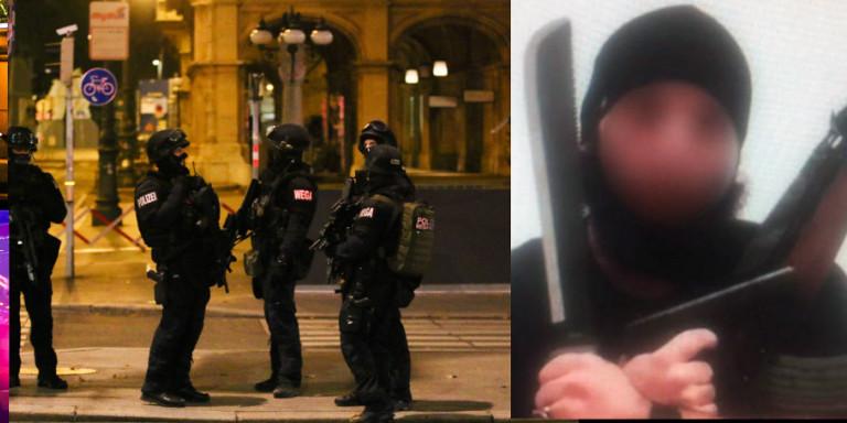Ποιος είναι ο τρομοκράτης που αιματοκύλισε τη Βιέννη (ΒΙΝΤΕΟ, ΦΩΤΟ)