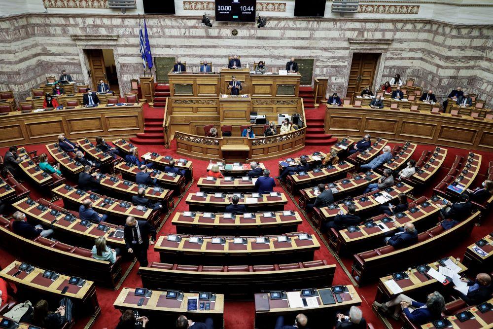 Δείτε LIVE: H μάχη των πολιτικών αρχηγών για την ανάσχεση της πανδημίας στη Βουλή – Μητσοτάκης: Από όλους μας εξαρτάται αν θα σταθούμε στο ύψος των περιστάσεων – ΦΩΤΟ
