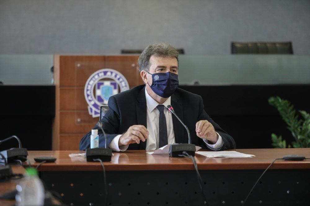 Χρυσοχοΐδης: Η αστυνομία στους δρόμους τα Χριστούγεννα – Καταστροφή οι εικόνες συνωστισμού στο Σύνταγμα – Θα εξειδικευτούν νέα μέτρα τις επόμενες μέρες – ΒΙΝΤΕΟ
