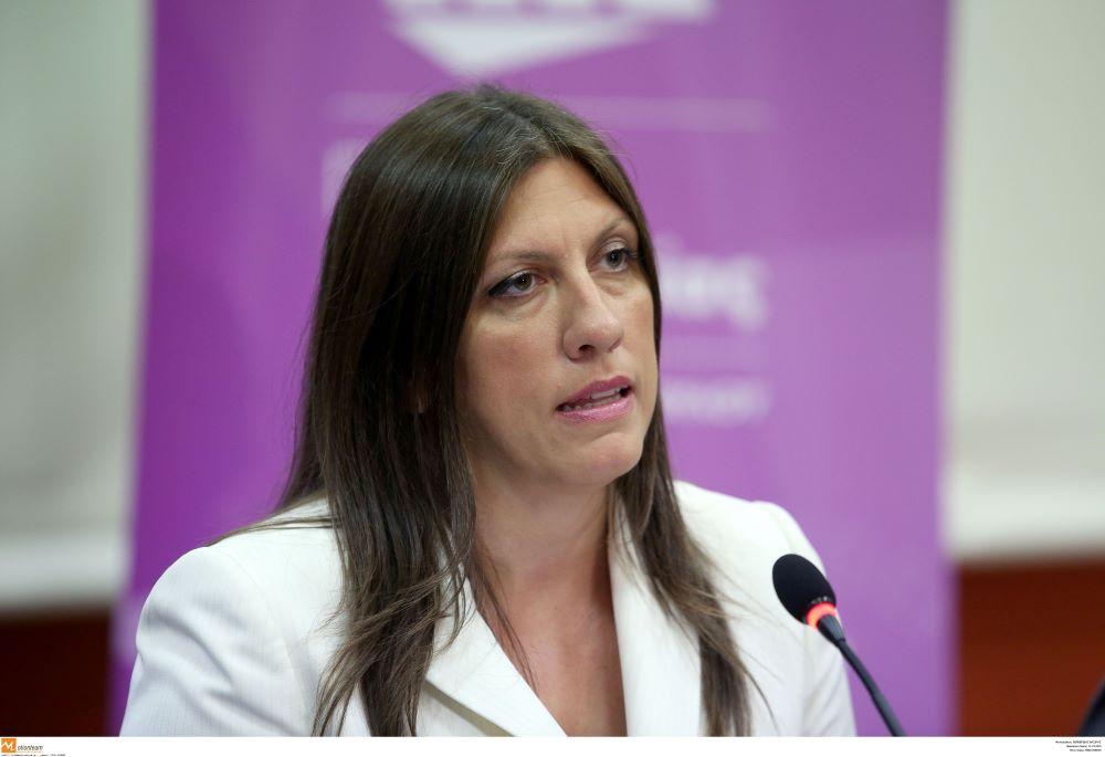 Ζωή Κωνσταντοπούλου: Εάν ο Πολάκης ήταν σήμερα υπουργός Υγείας θα είχαμε πεθάνει όλοι