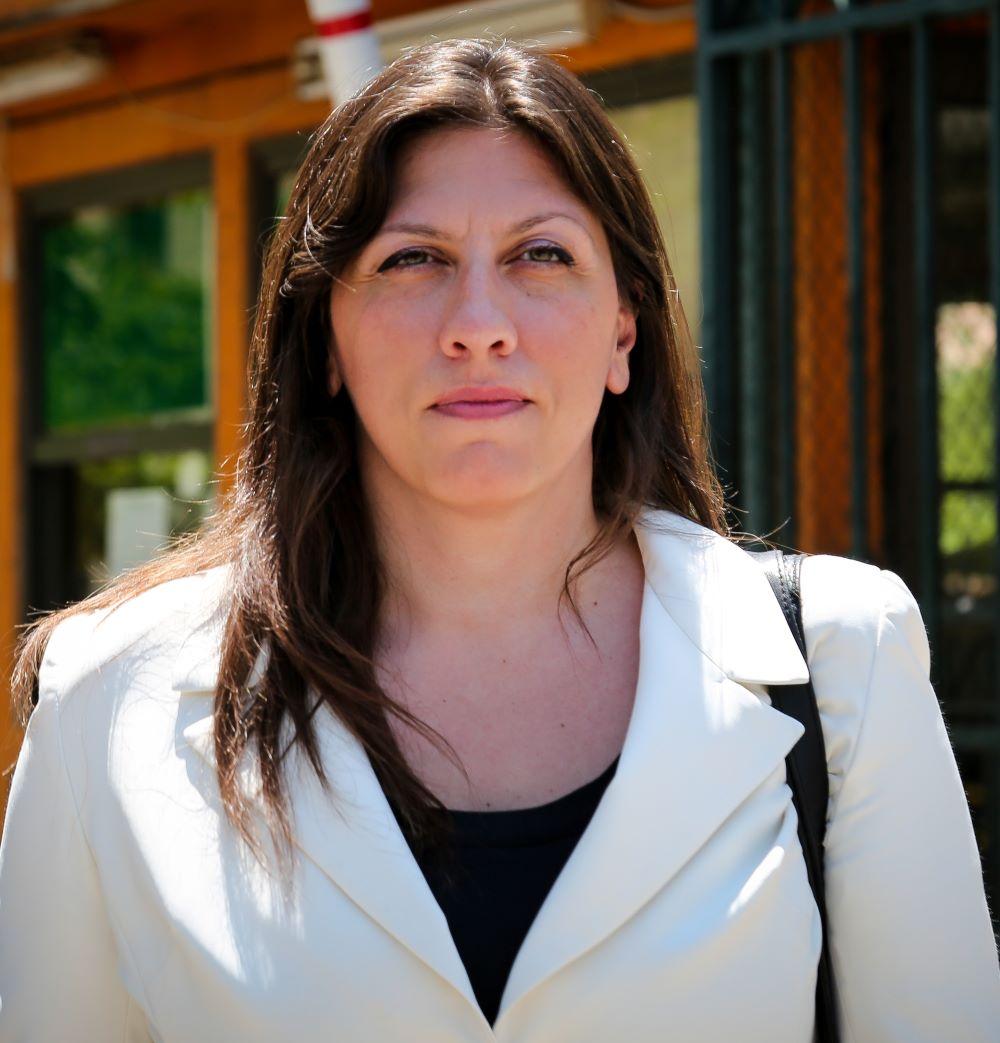 Ζωή Κωνσταντοπούλου: Δικαίωση στο πρόσωπό μου η ανάκληση των δηλώσεων τριών πρώην βουλευτών του ΠΑΣΟΚ