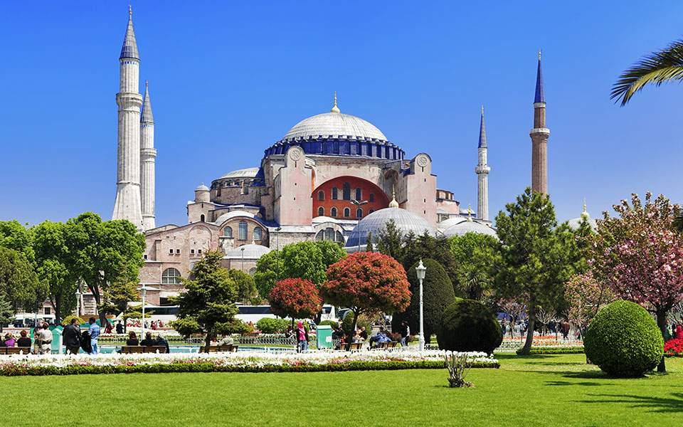 Χαστούκι και από το Συμβούλιο της Ευρώπης στον Ερντογάν: Καταδίκασε τη μετατροπή της Αγιάς Σοφιάς σε τζαμί