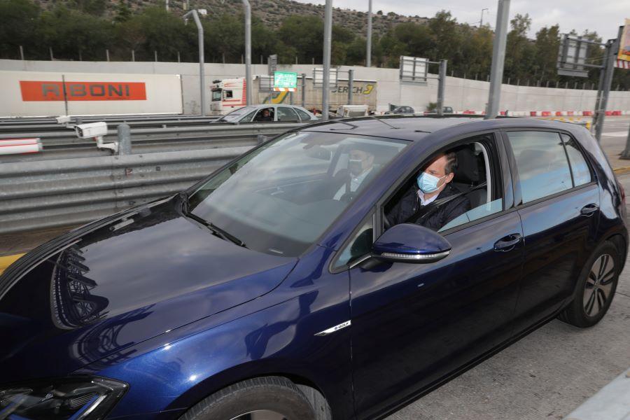 Για πρώτη φορά στην Ελλάδα διόδια με το χιλιόμετρο από την Ολυμπία Οδό – BINTEO – ΦΩΤΟ