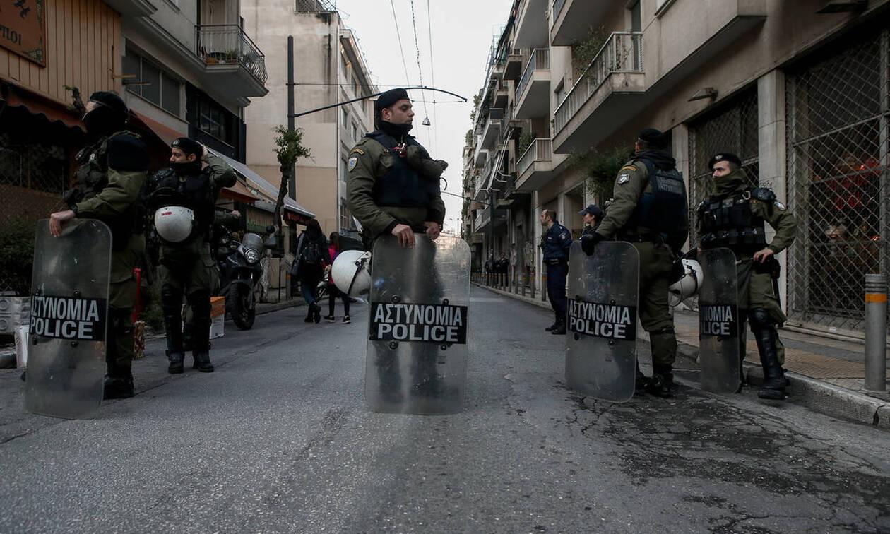 Το σχέδιο της ΕΛ.ΑΣ για την 12η επέτειο της δολοφονίας του Αλέξη Γρηγορόπουλου / ΒΙΝΤΕΟ