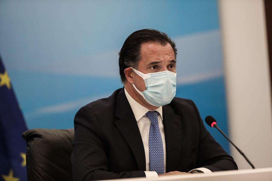 """Γεωργιάδης: Σταματά το take away στην εστίαση τα Σαββατοκύριακα σε Αθήνα και Θεσσαλονίκη – Τον Φεβρουάριο και όχι τον Μάρτιο η """"επιστρεπτέα προκαταβολή 6"""" – ΒΙΝΤΕΟ"""