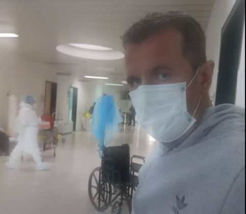 Η συγκλονιστική εξομολόγηση ασθενούς από κορονοϊό: Είδα την κόλαση- Η άρνηση τιμωρείται με θανατική καταδίκη / ΒΙΝΤΕΟ