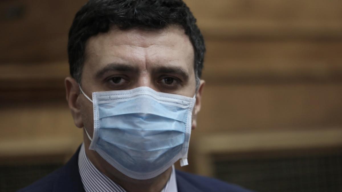 Κικίλιας: Η πανδημία δεν αποτέλεσε τροχοπέδη για τις παρεμβάσεις μας στο χώρο του φαρμάκου