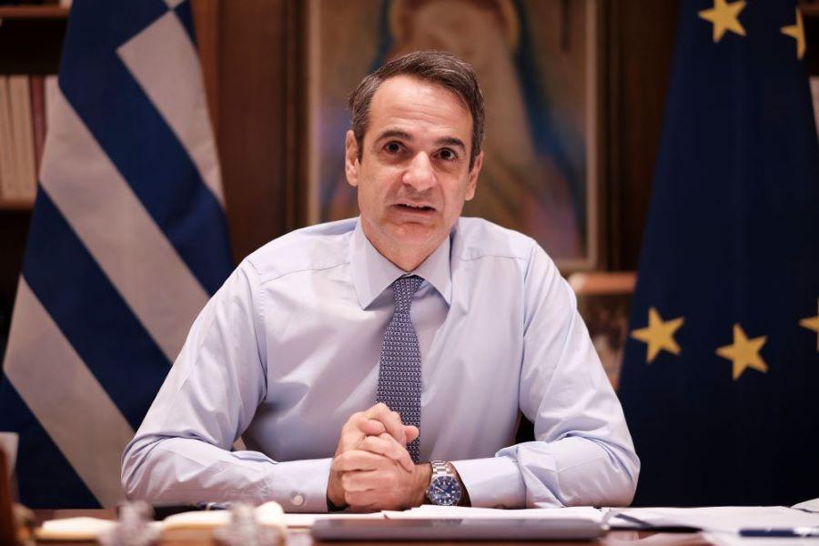 """Μητσοτάκης για την 5η επέτειο εκλογής του στην ηγεσία της ΝΔ: """"Ανανέωση, Διεύρυνση, Μεταρρυθμίσεις έγιναν πραγματικότητα"""""""