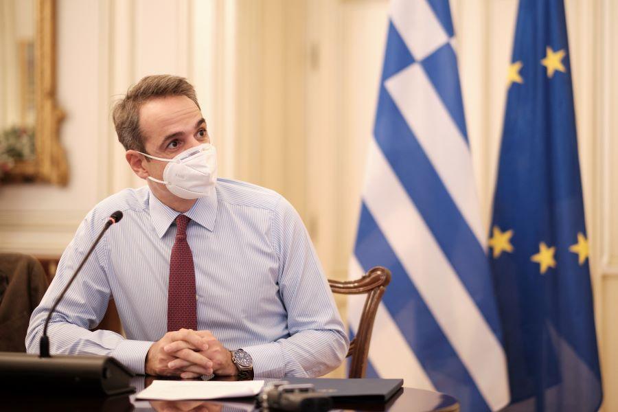Μητσοτάκης: Σε Θεσσαλονίκη, Γιαννιτσά, Έδεσσα και Βέροια σήμερα