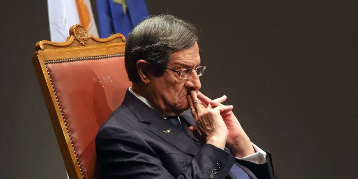 """""""Φουρτούνες"""" στην Κύπρο – Καταψηφίστηκε ο προϋπολογισμός λόγω των """"Χρυσών Διαβατηρίων"""""""