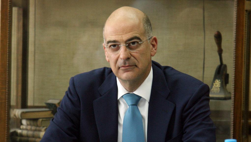 Ν. Δένδιας: Δεν θα γίνει δεκτή διεύρυνση ατζέντας από την Άγκυρα