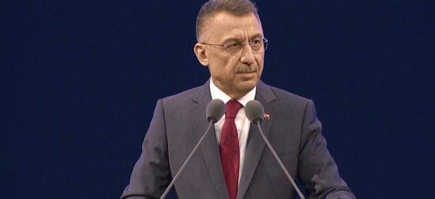 Τουρκία : Λιποθύμησε πάνω στο βήμα της Βουλής ο αντιπρόεδρος της τουρκικής κυβέρνησης / ΒΙΝΤΕΟ