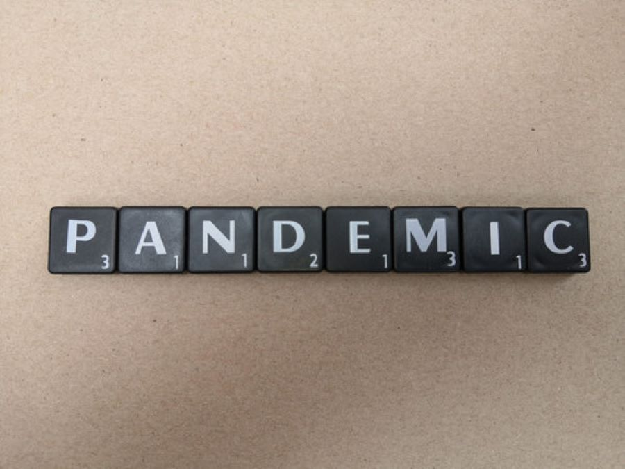 """Η """"πανδημία""""… βραβεύτηκε ως η λέξη της χρονιάς 2020 και όλοι καταλαβαίνουμε τον λόγο"""