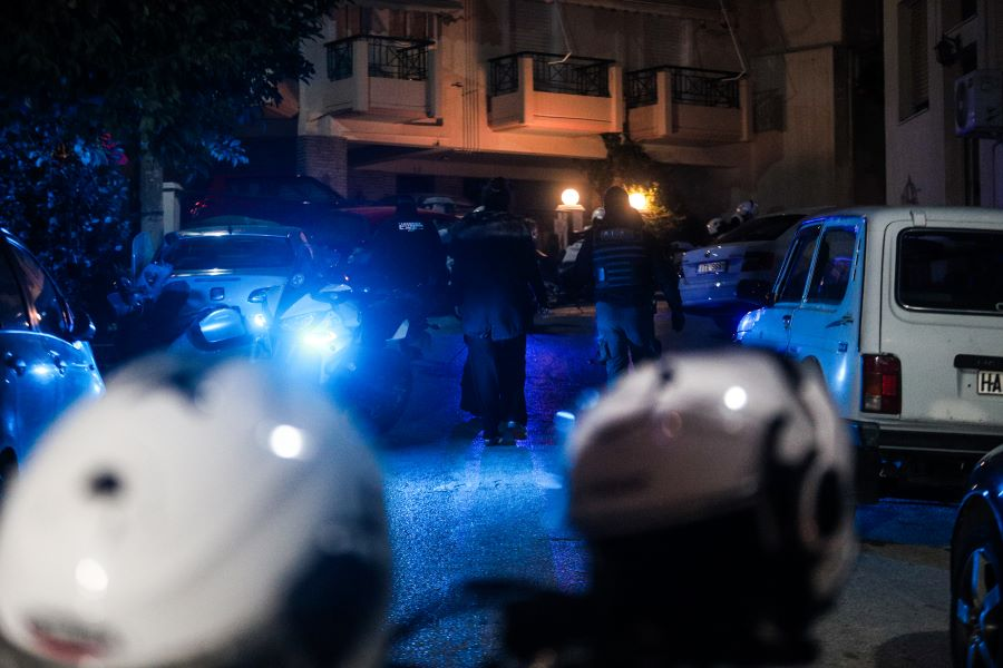 Συναγερμός στην ΕΛΑΣ – Τηλεφώνημα για βόμβα στο τέμενος στην Ιερά Οδό