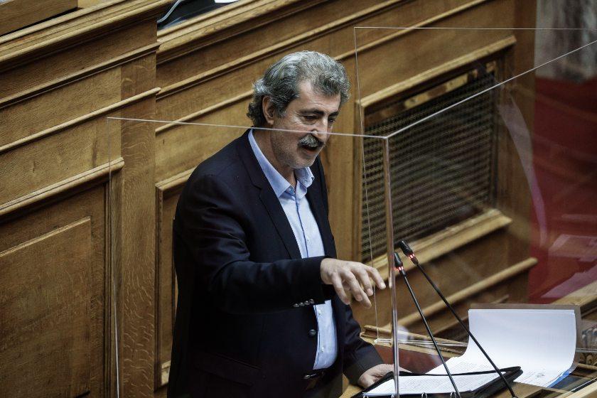 Παύλος Πολακης
