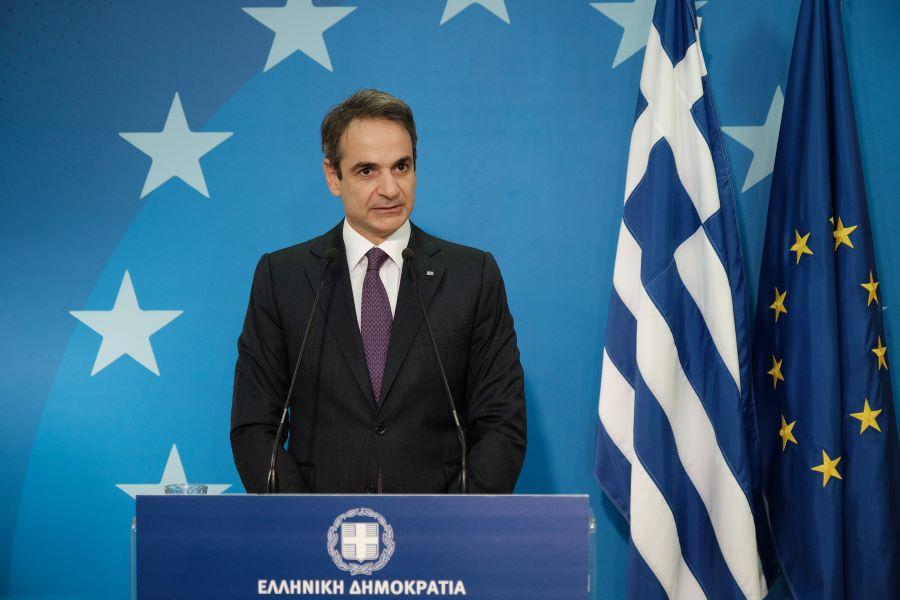 Μητσοτάκης μετά τη Σύνοδο Κορυφής: Η Ευρώπη έκανε ένα βήμα – Η απειλή των κυρώσεων προς την Τουρκία το καλύτερο εργαλείο – ΒΙΝΤΕΟ