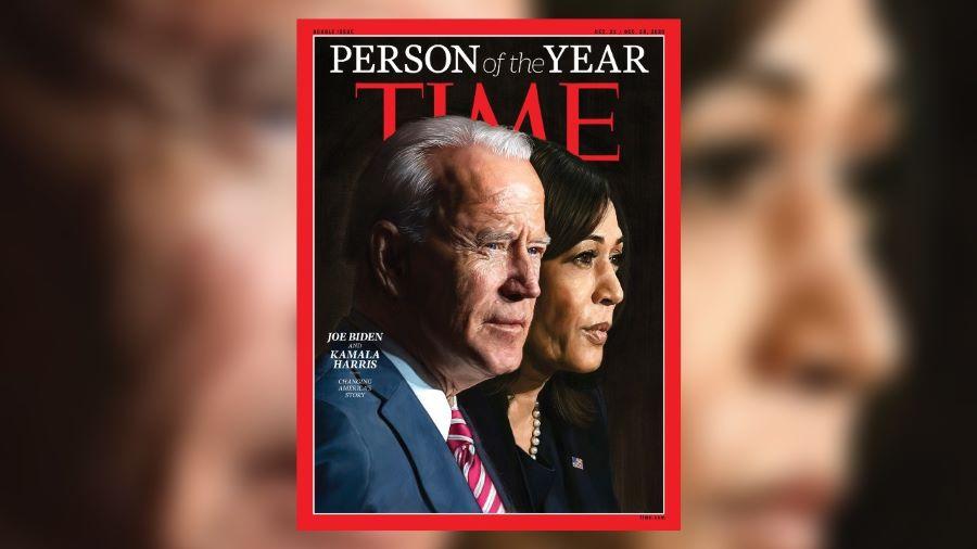 Περιοδικό Time: Τζο Μπάιντεν και Κάμαλα Χάρις οι προσωπικότητες της χρονιάς 2020 – BINTEO
