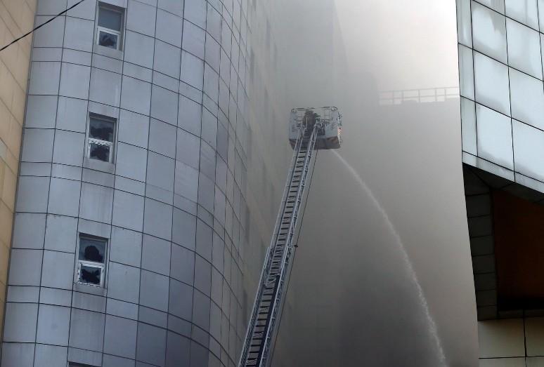 Τραγωδία στη Τουρκία : Οκτώ νεκροί από πυρκαγιά σε ΜΕΘ ασθενών με Covid-19