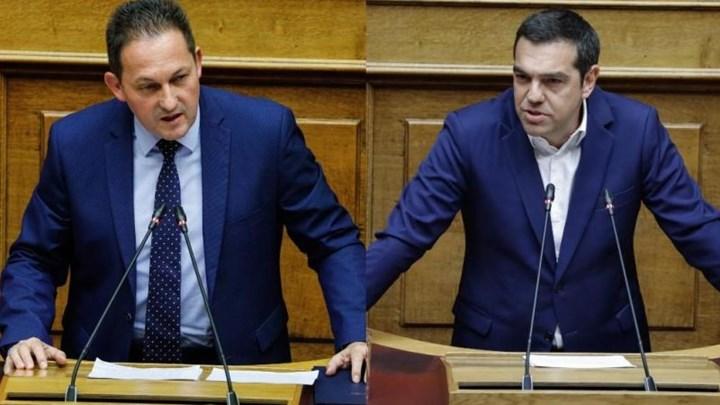 Τσίπρας: Ο κ. Μητσοτάκης θα λογοδοτήσει για το παράλληλο σύστημα καταγραφής κρουσμάτων – Πέτσας : Κάθε μέρα και μία ακόμη αυτογελοιοποίηση για τον κ. Τσίπρα