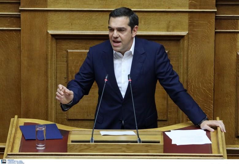 Τσίπρας : Δεν είστε κυβέρνηση των Αθηνών, είστε κυβέρνηση των Βερσαλλιών με Λουδοβίκους και Μαρίες Αντουανέτες
