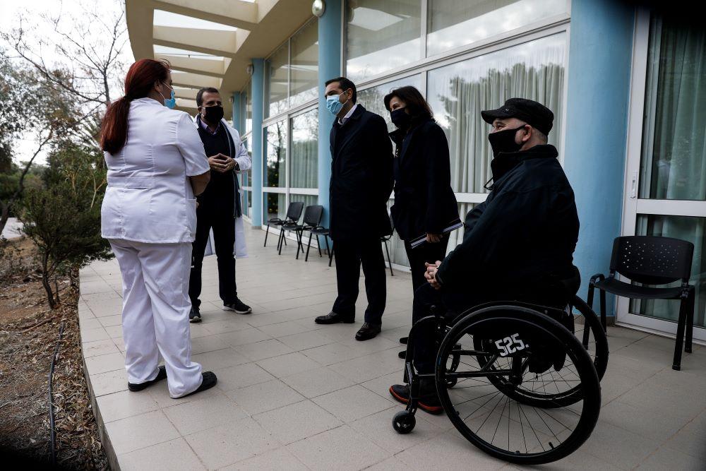 Τσίπρας: Να άρουμε τους αποκλεισμούς για τους ΑμεΑ – ΒΙΝΤΕΟ – ΦΩΤΟ