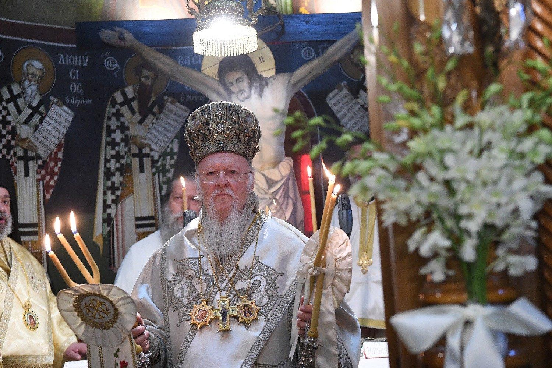 Οικουμενικός Πατριάρχης Βαρθολομαίος: «Δεν θα απεμπολήσουμε την ιερά παρακαταθήκη και την καθαγιασμένη κληρονομία των πατέρων μας»