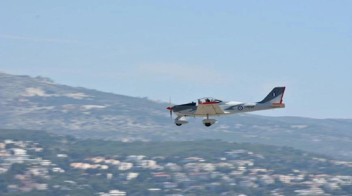 Αγνοείται διθέσιο εκπαιδευτικό αεροσκάφος – Επέβαινε μόνο ο χειριστής