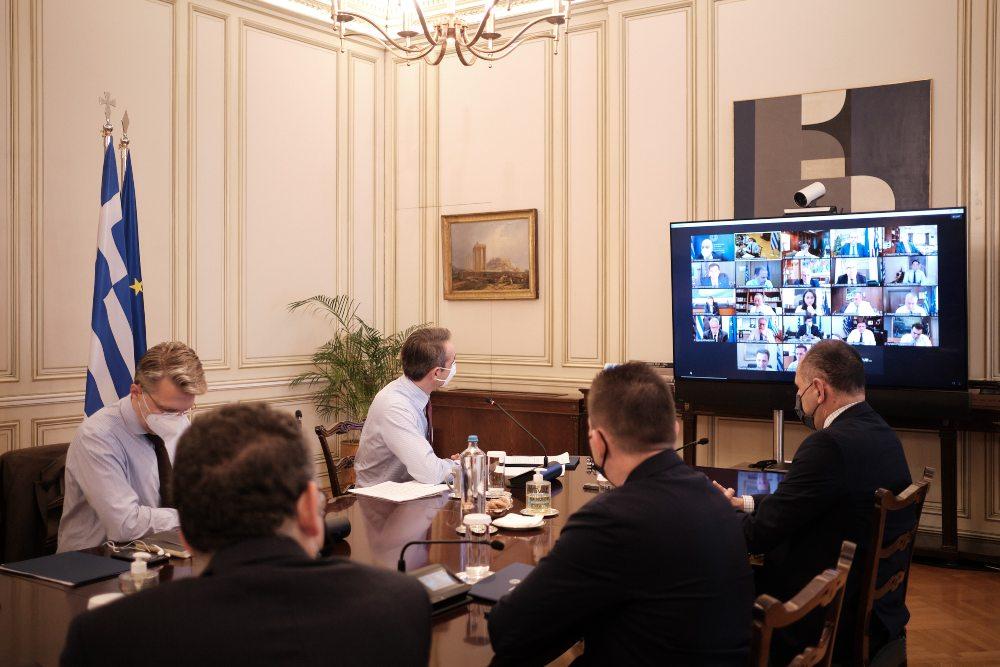 Στο Υπουργικό Συμβούλιο η εισήγηση του υπουργού Δικαιοσύνης για τον Αντιπρόεδρο του Ελεγκτικού Συνεδρίου και το νομοσχέδιο για τον Ευρωπαίο Εισαγγελέα