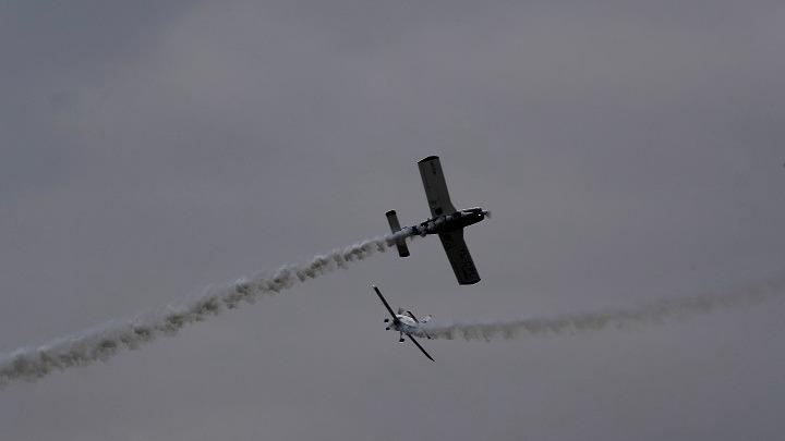 Ρωσία: Τρεις νεκροί από σύγκρουση  στον αέρα δυο μικρών αεροσκαφών