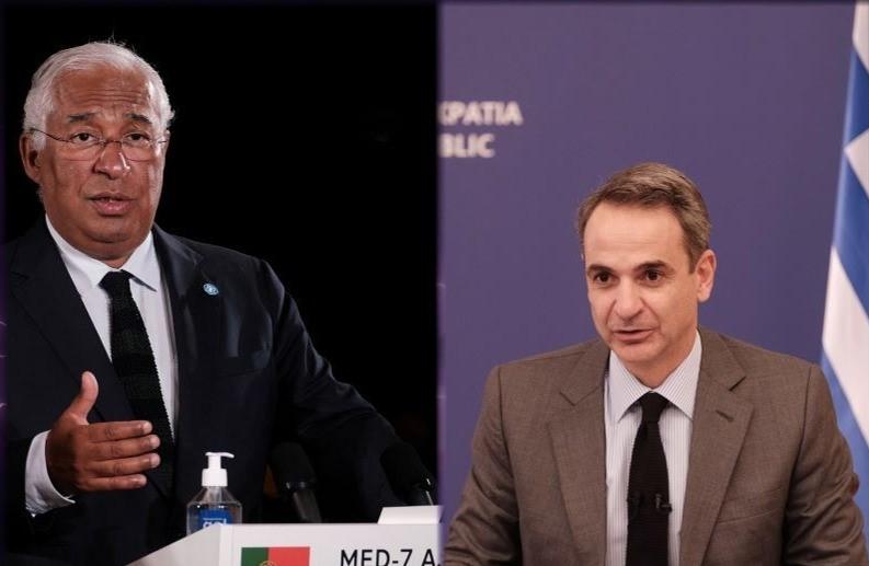 Στην Πορτογαλία ο πρωθυπουργός – Αύριο θα συναντηθεί με τον Αντόνιο Κόστα