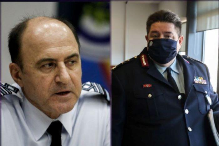 ΚΥΣΕΑ: Παραμένουν στις θέσεις τους ο αρχηγός της ΕΛΑΣ και ο αρχηγός του ΓΕΑ