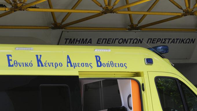 Θεσσαλονίκη: Παιδάκι 3,5 ετών έπεσε από μπαλκόνι πολυκατοικίας – Η κατάσταση του είναι κρίσιμη
