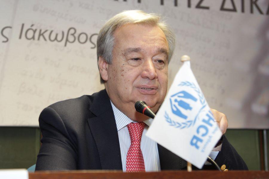 Ο Αντόνιο Γκουτέρες θα διεκδικήσει για δεύτερη φορά τον θώκο του Γενικού Γραμματέα του ΟΗΕ – ΒΙΝΤΕΟ
