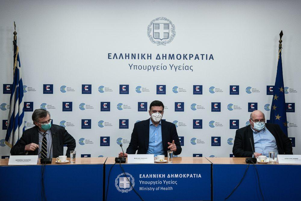 Κικίλιας: 26 μεταλλαγμένα κρούσματα κορονοϊού στην Ελλάδα – Πανελλαδικό δίκτυο έρευνας