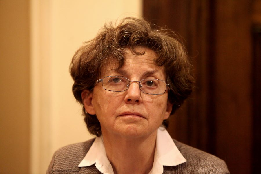 """Ιωάννα Κούρτοβικ: Η πολιτεία θέλει να πεθάνει ο Κουφοντίνας και τον εξωθεί σε αυτό – Τι είπε για την δήλωσή της για """"ασφάλεια του κράτους"""" που άναψε """"φωτιές"""" – ΒΙΝΤΕΟ"""