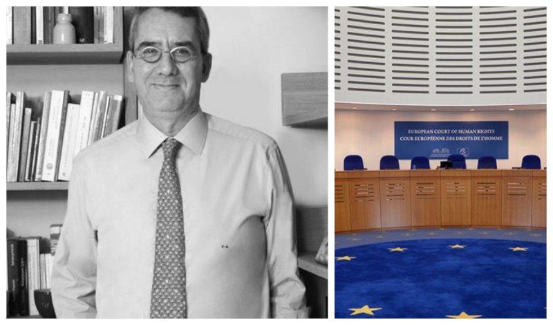 Ιωάννης Κτιστάκης : Ποιος είναι ο νέος Έλληνας Δικαστής στο Ευρωπαϊκό Δικαστήριο Ανθρωπίνων Δικαιωμάτων