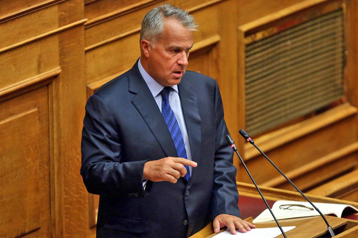 Βορίδης: Βαθιά επικίνδυνη η προσέγγιση ΣΥΡΙΖΑ στο θέμα του αυτοδιοίκητου Δήμων και Περιφερειών