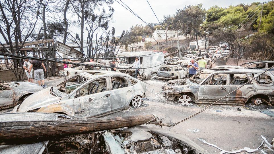 Τραγωδία στο Μάτι: Βαρβάρα Φύτρου – Προσπάθησαν να προστατεύσουν τους υπεύθυνους του εγκλήματος