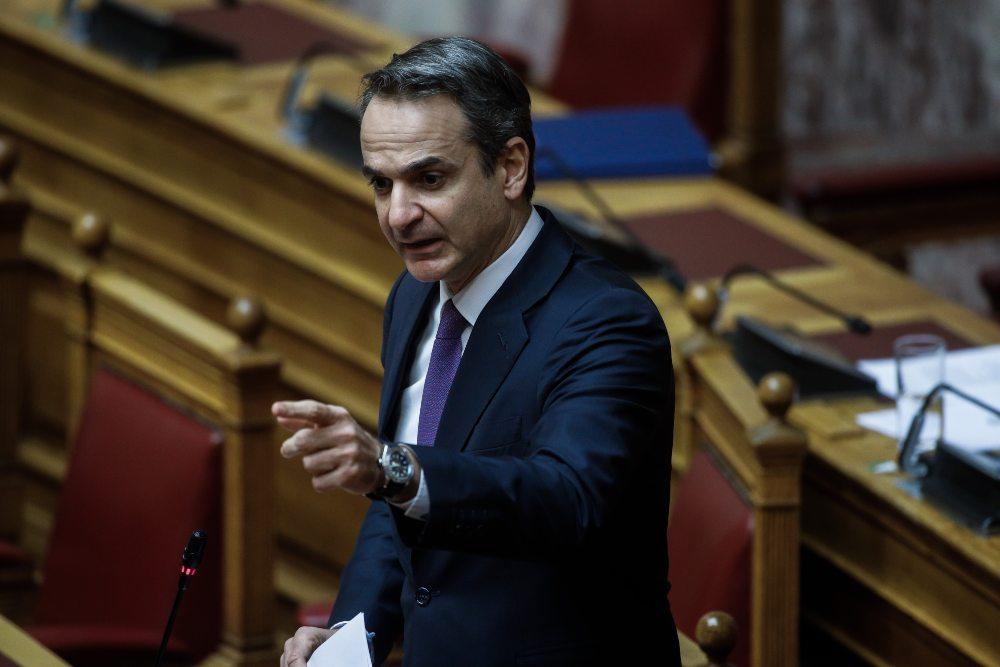 Κ.Μητσοτάκης : Υπερβολές, ανακρίβειες και παντελής έλλειψη δημιουργικής πρότασης από τον κ. Τσίπρα