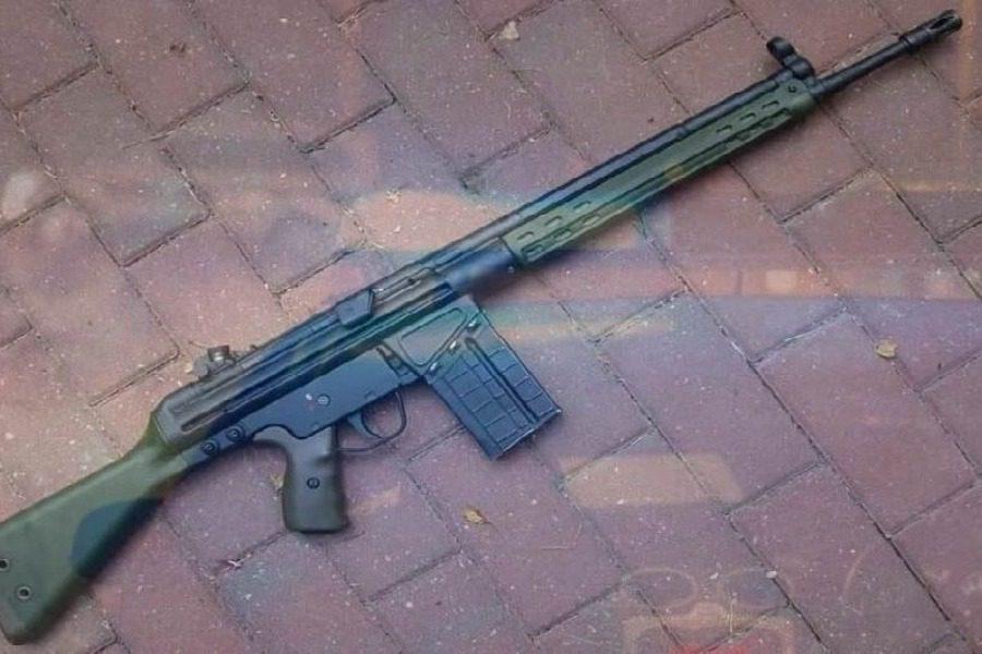 Πέπλο μυστηρίου στον ελληνικό στρατό: Όπλο G3 βρέθηκε μέσα σε σακούλα στη Λέσβο αλλά ο σειριακός του αριθμός δεν ανήκει σε μονάδα του νησιού