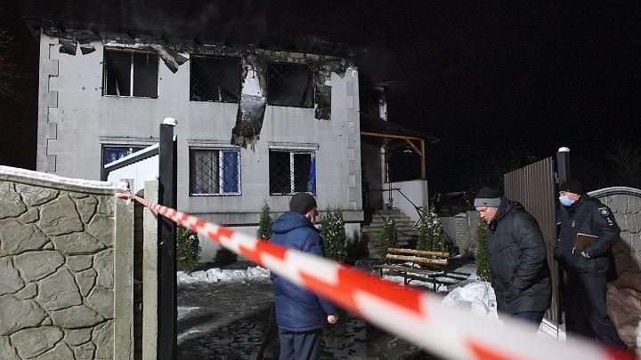 Τραγωδία στην Ουκρανία: 15 νεκροί, 9 τραυματίες από πυρκαγιά σε γηροκομείο