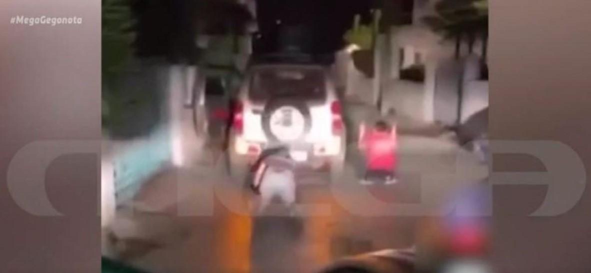Νεαρός παριστάνει τον αστυνομικό με ψεύτικους φάρους και ακινητοποιεί πολίτες στην Αττική – ΒΙΝΤΕΟ ΝΤΟΚΟΥΜΕΝΤΟ