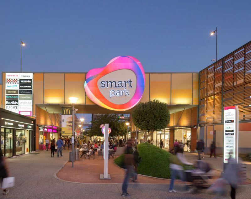 REDS: Νέες εμπορικές συμφωνίες και επανεκκίνηση λειτουργίαςτων εμπορικών καταστημάτων του Smart Park