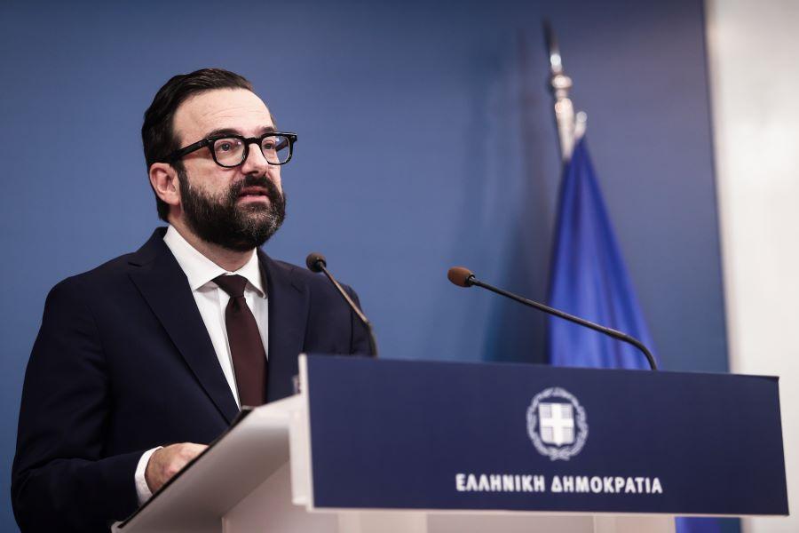 Παραιτήθηκε  από κυβερνητικός εκπρόσωπος ο Χρήστος Ταραντίλης – Αναλαμβάνει η Α.Πελώνη -ΣΥΡΙΖΑ: Καιρός να ακολουθήσει και η Μενδώνη