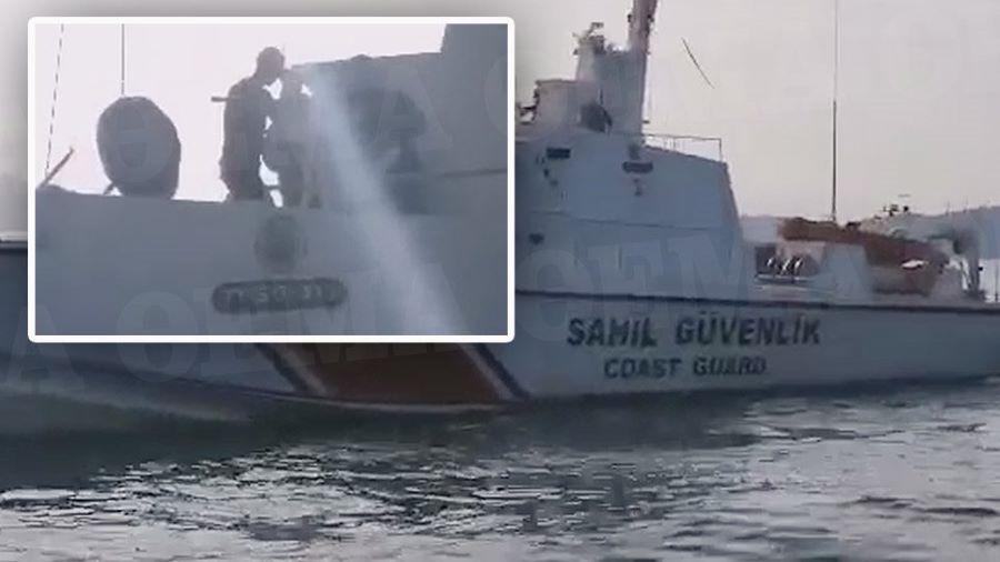 BINTEO NTOKOYMENTO με τις προκλήσεις των Τούρκων στους Έλληνες ψαράδες και το Λιμενικό στα Ίμια ανήμερα των Θεοφανείων