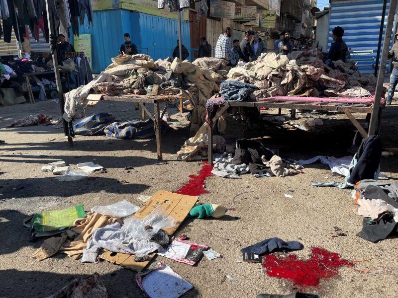Ισχυρή έκρηξη στη Βαγδάτη – Υπάρχουν νεκροί – Συγκλονίζουν οι πρώτες εικόνες – ΒΙΝΤΕΟ